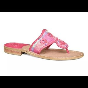 NWB Jack Rogers Kyra Madras sandal  Sz 11
